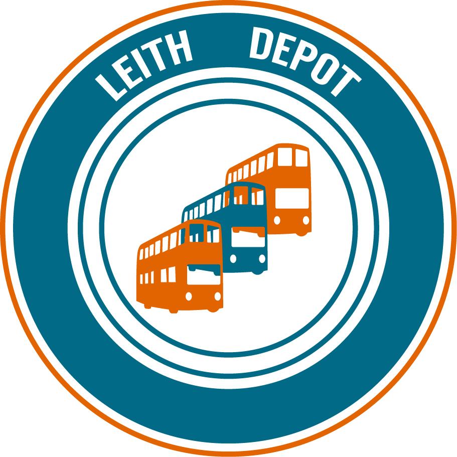 leith depot logo